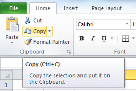 Customizing the Quick Access Toolbar in Excel 2010   Excelyze