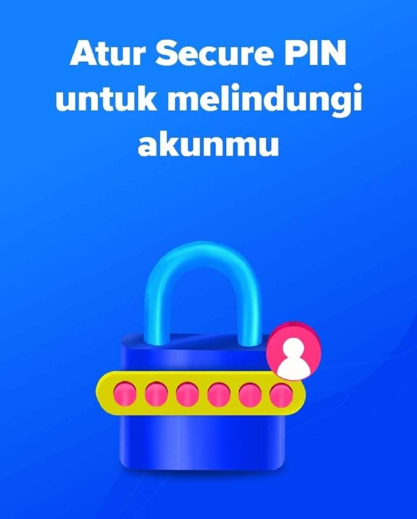 secure PIN TMRW by UOB