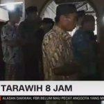 Hari tu video Tarawih 7 minit, ini kisah Tarawih selama 8 jam