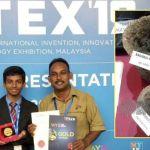 Mencipta pasu dari tahi lembu, pelajar ini menang anugerah antarabangsa