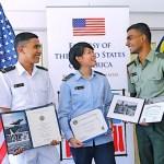 Pelajar Malaysia catat sejarah, jadi Ketua Kompeni Kadet di Akademi Tentera USA