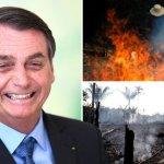 Hutan hujan Amazon terbakar teruk, Presiden Brazil kata orang luar jangan campur tangan