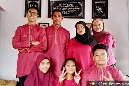 Malay India Family 2