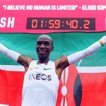 Lelaki ni lari sejauh 42.2 KM dalam masa kurang dari 2 jam…