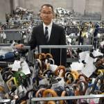 Jepun ada bangunan enam tingkat untuk barangan hilang yang tak dituntut