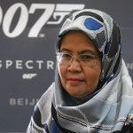 Nor Salwani, James Bond versi Malaysia yang letak perakam suara kat kotak pensil