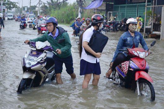 Ho Chi Minh Banjir