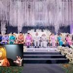 Sarawak Report persoalkan perkahwinan anak Azmin yang terlalu mewah, tanya wang dari mana?