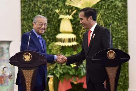 Kl Summit Jokowi Mahathir