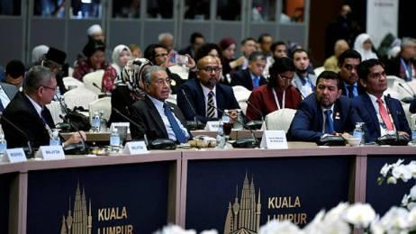 Kl Summit Mahathir