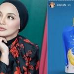 Isu produk 'susu pisang' Neelofa yang buatkan ramai tak puas hati? Ini ceritanya