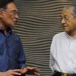 Anwar tak kisah menunggu, akan beri 'ruang khas' pada Mahathir setelah jadi PM