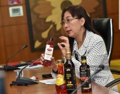 Teresa Kok Kelapa Sawit