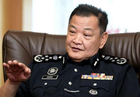 Hamid Bador Ketua Polis