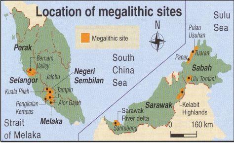 Kawasan Megalitik Malaysia
