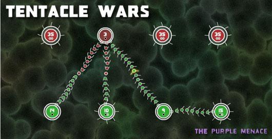 Game Tentacle Wars
