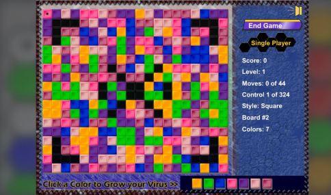 Game Virus 3 Kotak