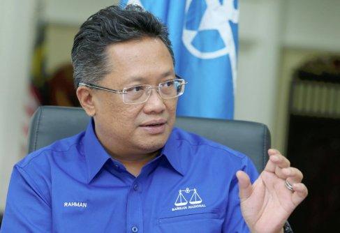 Abdul Rahman Dahlan / Manifesto Barisan Nasional