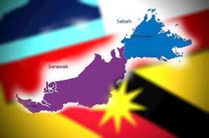 Sabah Sarawak Bendera