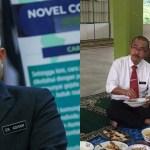Menteri bentang depan 500 negara, Timbalan pergi makan-makan, rakyat pening