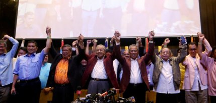 Mahathir Mohamad / Pru 14