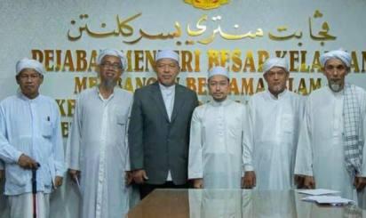 Kerajaan Kelantan Dr. Luqman Abdullah