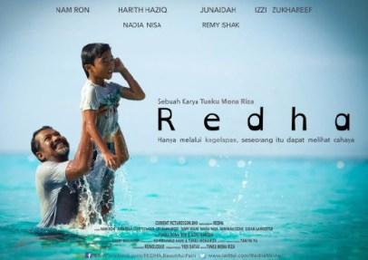 Redha Oscar Poster
