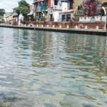 Disebabkan PKP, beberapa sungai di Melaka dah semakin jernih seperti di luar negara