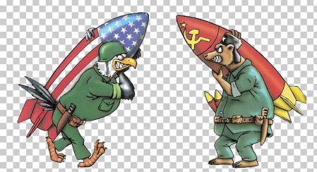 Perang Dingin Rusia Us
