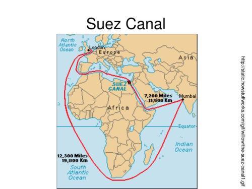 Suez Canal N