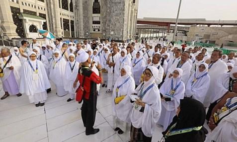 Haji Kaabah 1