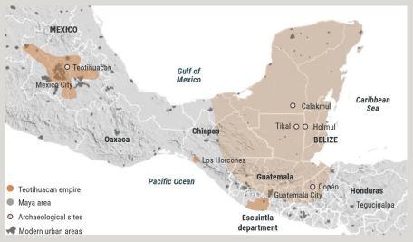 Mexico Tikal