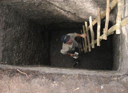 Tikal Perigi Sumber