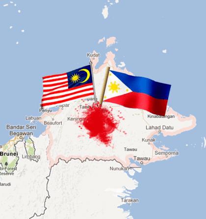Sabah Malaysia Filipina