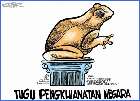 Lompat Katak Parti Sabah