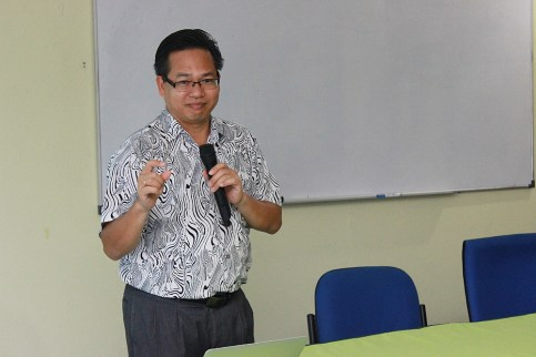 Paul Porodong