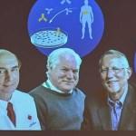 Tiga individu memenangi Hadiah Nobel di atas penemuan virus Hepatitis C