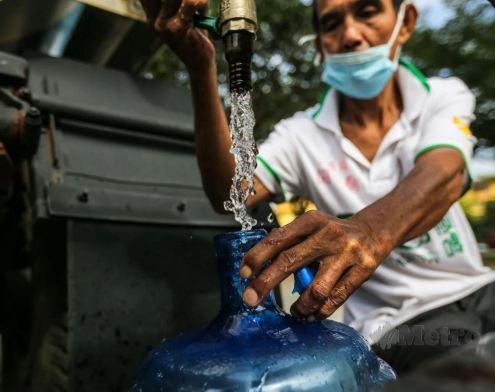 Simpanan Air Bekal