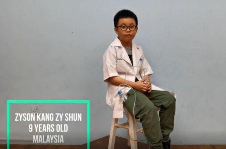 Zyson Kang