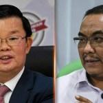 Kita mulakan tahun 2021 dengan pergaduhan di antara Kedah dan Pulau Pinang. Ini ceritanya