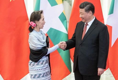China Myanmar Economic Corridor