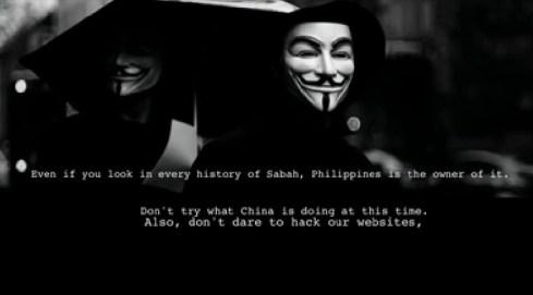 Filipina China Anonymous Sabah