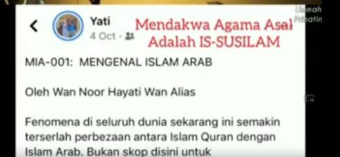 Yati Islam Melayu Jais