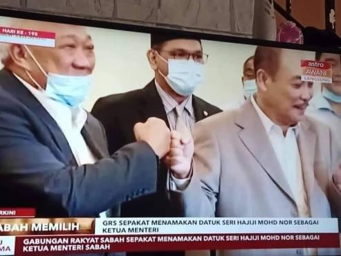 hajiji bung mokhtar tv