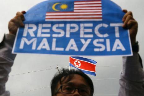 malaysia north korea