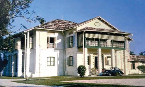 Tengku Kudin 1940 Banglo Udini House