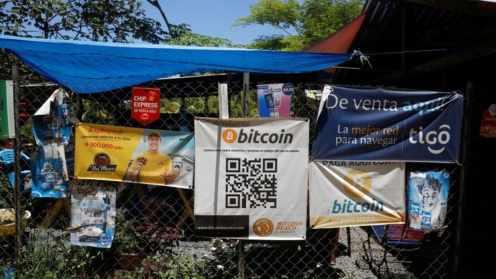 bitcoin el salvador terima