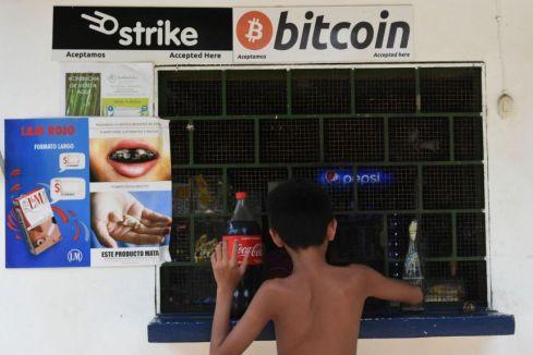 el salvador kedai bitcoin