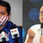 Isu ahli Parlimen lompat parti, Azalina dan Nik Nazmi kongsi pandangan yang sama