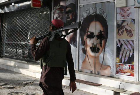 taliban woman afghanistan